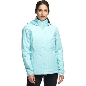 The North Face Resolve Insulated Jacket Coat Blue